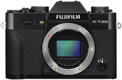 FujiX-T20 body czarny