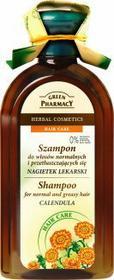 Green Pharmacy ELFA PHARM - Szampon nagietek lekarski włosy norm.przetł. 350 ml