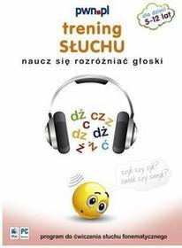 PWN Trening słuchu - naucz się rozróżniać głoski
