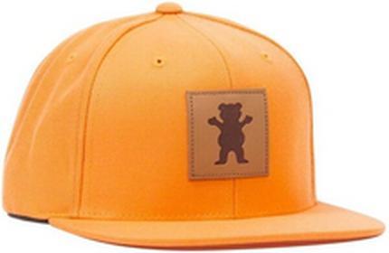 Grizzly Embossed Og Bear pomarańczowy (ORANGE)