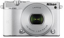 Nikon 1 J5 + 10-30 kit biały