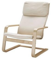 IKEA Fotel typu FINKA 500.784.64