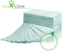 CEG Ręcznik zz zielony 4000 listków/makulatura 91114E