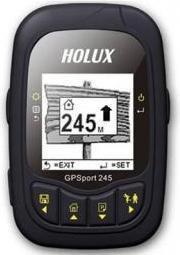 Holux GR245 szary