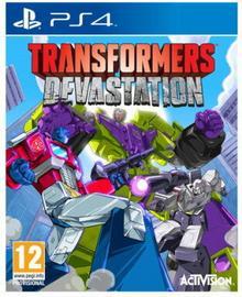 Transformers: Devastation PS4