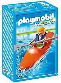 Playmobil Kajak dla dzieci 6674