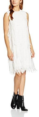 Peter Jensen Petal Dress dla kobiet, kolor: biały, rozmiar: 38
