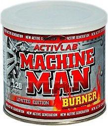 Activita Machine Man Burner 120 kaps.