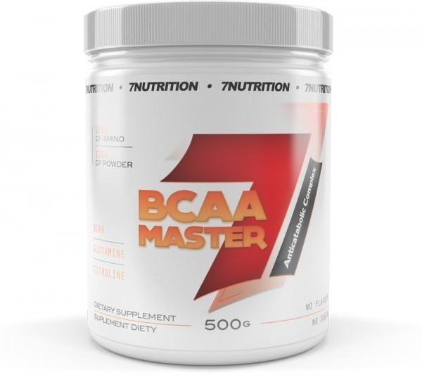 7Nutrition BCAA Master 500g