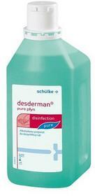 Desderman Pure Płyn do dezynfekcji higienicznej ršk 1000 ml