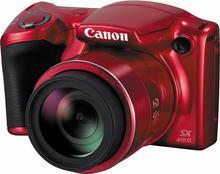Canon PowerShot SX410 IS czerwony