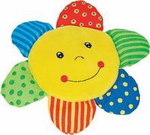 Goki Grzechotka - wesołe słoneczko - zabawki dla niemowląt