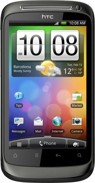 HTC Desire S Szary