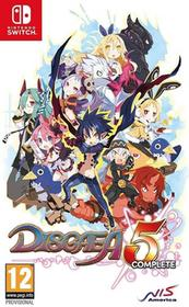 Disgaea 5 Complete NSWITCH