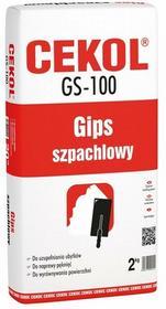 Cekol Gips szpachlowy GS-100 2 kg