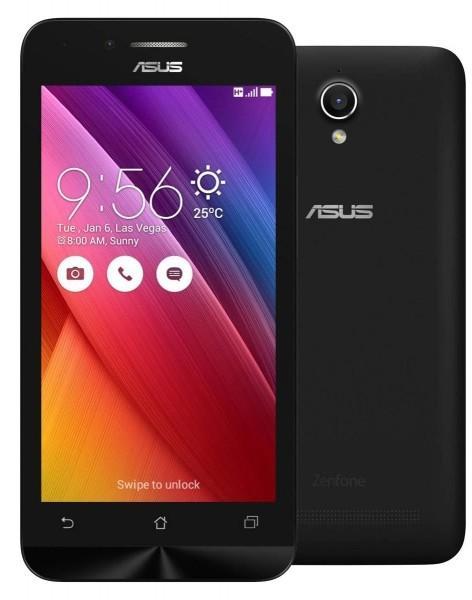Asus ZenFone Go 8GB Dual Sim Czarny