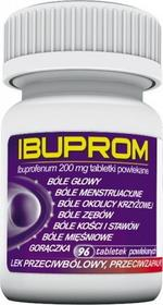 US Pharmacia Ibuprom 200mg 96 szt.