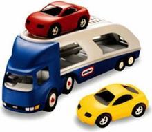 Little Tikes Naczepa do przewożenia Samochodów 170430