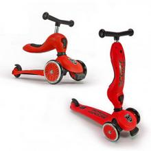 Scoot & Ride STARE! Highwaykick 2w1 Red 96205