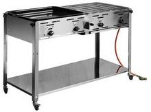 Hendi grill-master quattro