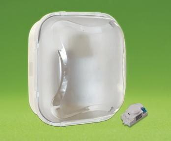 Plafoniera Ip65 : Plafoniera de exterior cu iluminat led ip john globo
