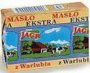 Jagr masło extra z Warlubia 200g 5904951000025