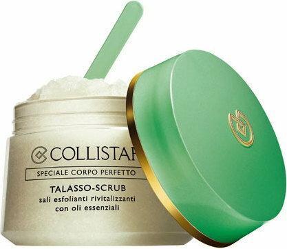 Collistar Talasso scrub rewitalizująca sól-peeling do ciała 700g