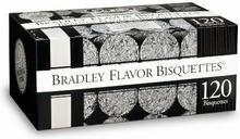 Bradley Smoker Brykiety a 120 - Hickory BTHC120