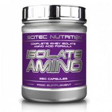 Scitec Isolate Amino 250kaps