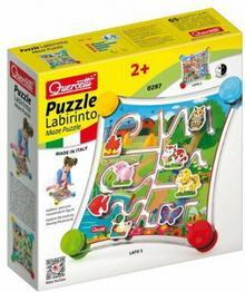 Quercetti Labirynt puzzle 0297