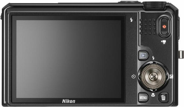 Nikon Coolpix S9100 czarny