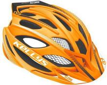 Kellys Kask rowerowy SCORE neon orange