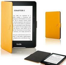 Forefront Cases nowe etui skórzane Shell pokrowiec Case Cover do Amazon Kindle Voyage (listopad 2014)  z pełną ochroną dla Twojego urządzenia z funkcją budzika i Auto-Sleep, 3 lata gwarancji Forefront