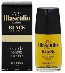 Bourjois Masculin 2 Black Instant 112 ml woda toaletowa
