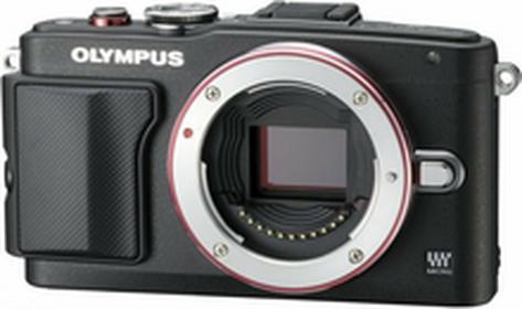 OlympusE-PL6 body czarny