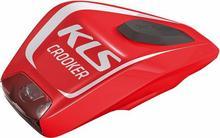 Kellys Lampa przednia CROOKER red