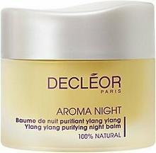 Decleor Night Balm Ylang Ylang - Balsam oczyszczająco-normalizujący na noc do cery tłustej 15ml
