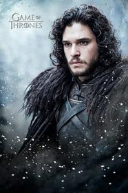 Gra o tron Jon Snow Plakat