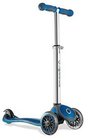 authentic sports & toys GmbH hulajnoga dziecięca, 3-kołowa, technika podwójnego wtryskiwania, wielokolorowa, standard