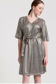 Vero Moda Sukienka 10169525 złoty