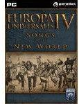 Europa Universalis IV: Songs of the New World STEAM