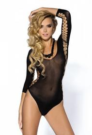 Anais Apparel Luxury (PL) Muriel Body Black S/M 6_3168