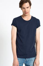 Lee T-shirt granatowy L64VEP35
