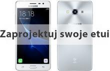 Samsung - Galaxy J3 (2017) - zaprojektuj etui FLEXmat Case ETSM456KRTR000000