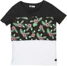 Rip Curl koszulka - Outcast Premium Black Marled (3442) rozmiar: XL