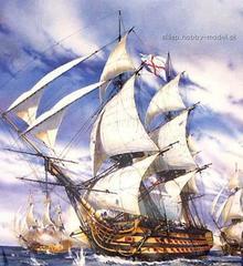 Heller Żaglowiec HMS Victory H80897