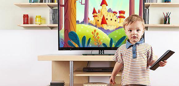 Filmy dla dzieci na DVD