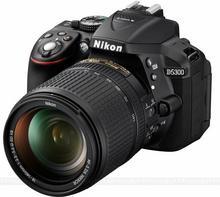 Nikon D5300 + 18-140 VR