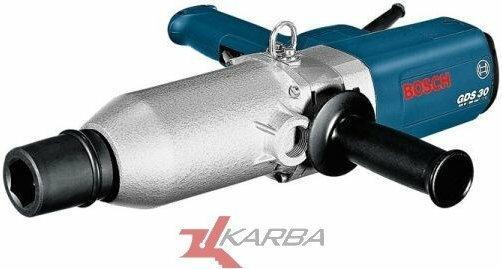 Bosch Klucz udarowy GDS 30, 920W 0601435108