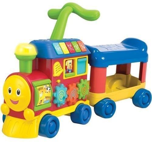 Smily Play Play Rośnij ze mną lokomotywa